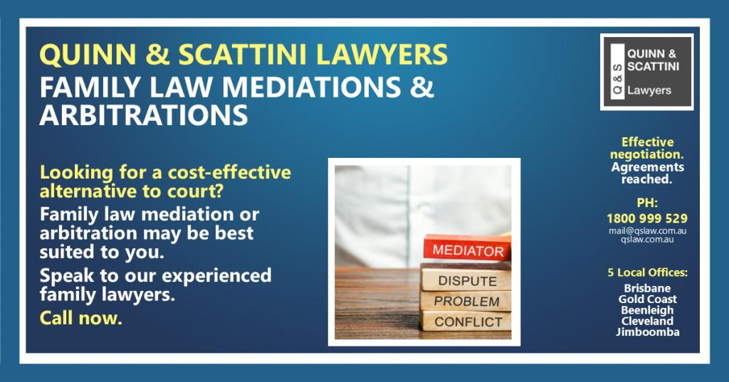 Family Law Mediations Arbitrations