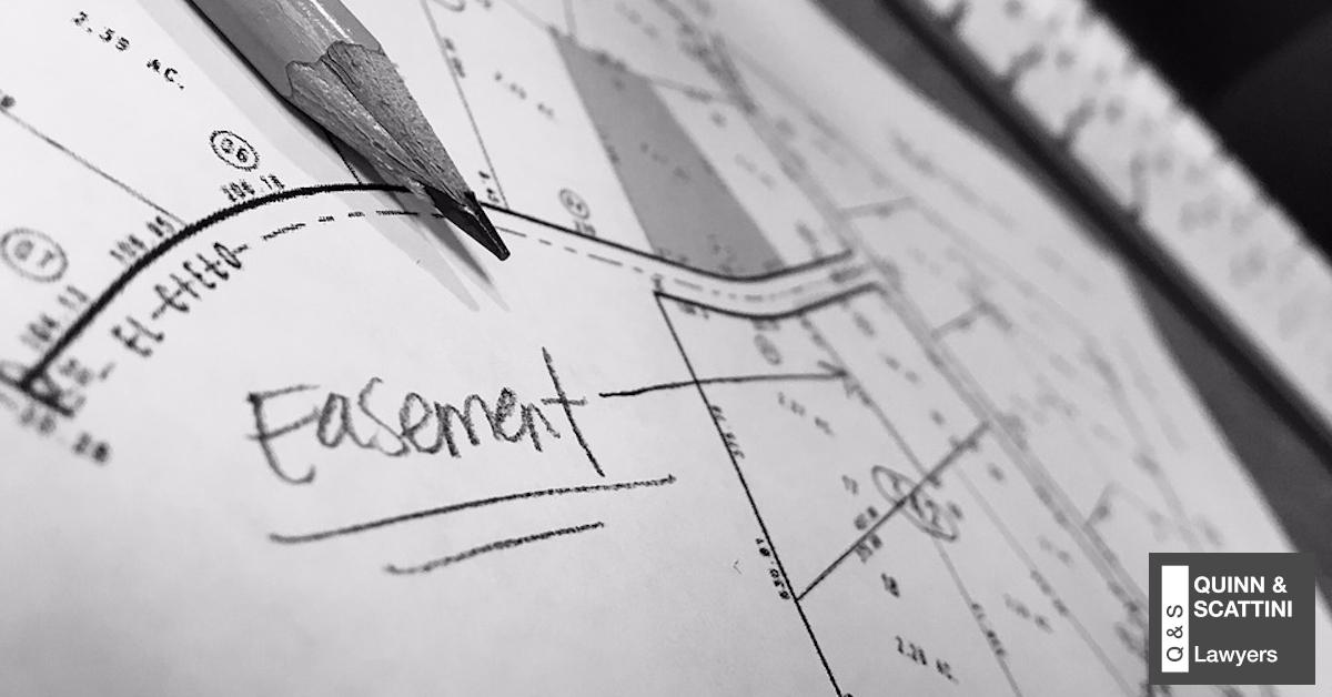 Easement Lawyers