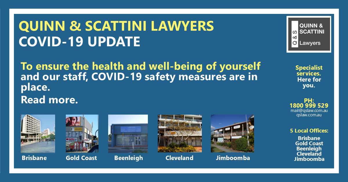 COVID19 Update Safety Measures