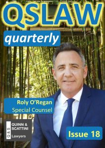 QSLAW Quarterly Issue 18