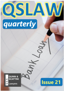 QSLAW Quarterly Issue 21